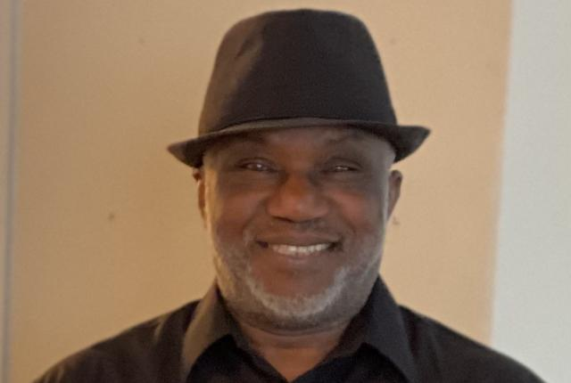 Senior Group Manager of Stormwater, Tony Igwe